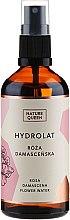 Kup Hydrolat z róży damasceńskiej - Nature Queen