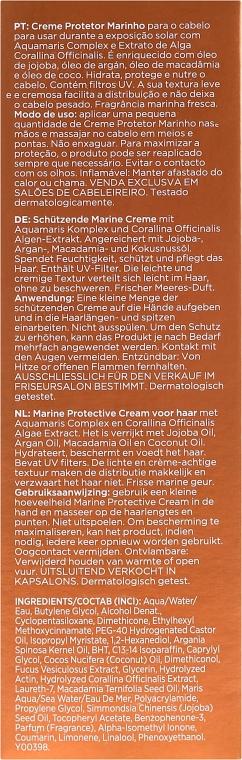 Krem chroniący włosy przed słońcem - Revlon Professional Eksperience Sun Pro Protective Cream — фото N3