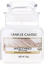 Kup Świeca zapachowa w słoiku - Yankee Candle Angel Wings