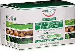 Kup PRZECENA! Wzmacniające ampułki przeciw wypadaniu włosów - Equilibra Tricologica *