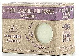Kup Marsylskie mydło w kostce z olejem lawendowym - Foufour Savon A l'Huile Essentielle de Lavande AOP Provence