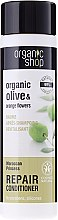 Kup Rewitalizująca odżywka do włosów Marokańska księżniczka - Organic Shop Organic Olive and Orange Flowers Repair Conditioner