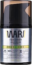 Kup Energetyzujący krem do twarzy dla mężczyzn z kompleksem witamin - Wars Expert For Men