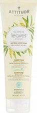 Kup Hipoalergiczna odżywka oczyszczająca do włosów - Attitude Conditioner Clarifying Lemon Leaves And White Tea