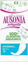 Kup Wkładki higieniczne, 28 szt. - Ausonia Cotton Protection Normal