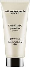 Kup Krem przeciwsłoneczny do twarzy na dzień - Verdeoasi Radiance Uneven Skin Protective Face Cream