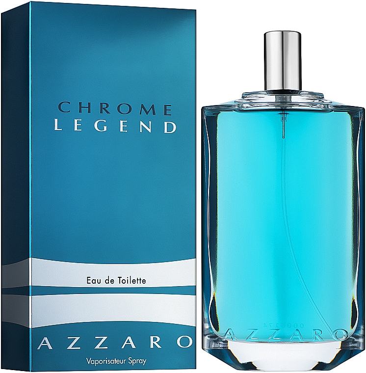 Azzaro Chrome Legend - Woda toaletowa