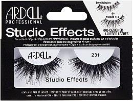 Kup Warstwowane sztuczne rzęsy na pasku - Ardell Studio Effects 231