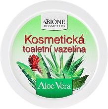 Kup Wazelina kosmetyczna z aloesem - Bione Cosmetics Aloe Vera Cosmetic Vaseline