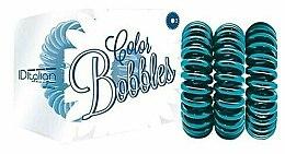 Kup Gumki do włosów, turkusowe - Iditalian Color Bobbles