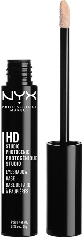 Baza pod cienie do powiek - NYX Professional Makeup High Definition Eye Shadow Base — фото N2