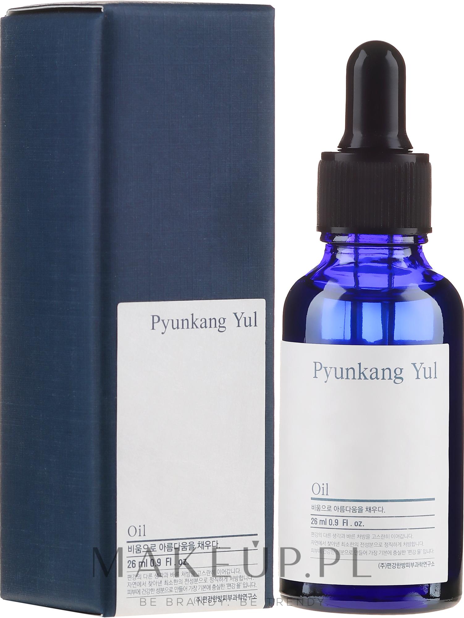 Nawilżający olejek do twarzy - Pyunkang Yul Oil — фото 26 ml