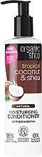 Kup Naturalna odżywka nawilżająca do włosów Kokos i masło shea - Organic Shop Coconut And Shea Conditioner