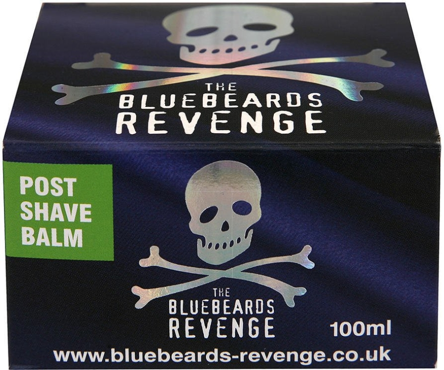 Balsam po goleniu - The Bluebeards Revenge Post Shave Balm