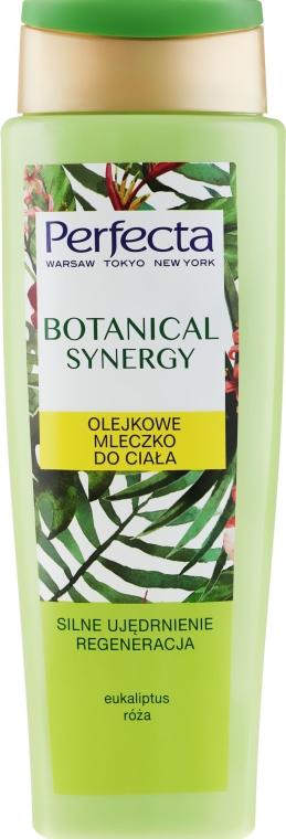 Olejkowe mleczko do ciała Silne ujędrnienie i regeneracja - Perfecta Botanical Synergy