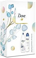 Kup Zestaw - Dove (sh/gel/250ml + deo/150ml)