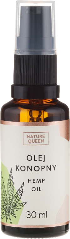 Olej konopny - Nature Queen Hemp Oil
