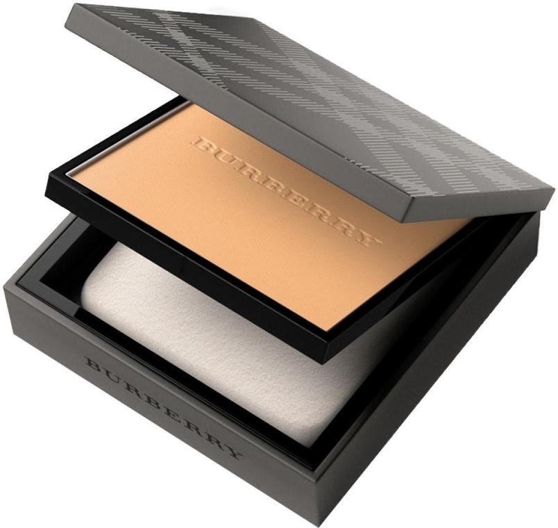 Matujący podkład w pudrze do twarzy - Burberry Cashmere Compact — фото N3