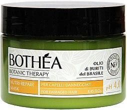 Kup Maska do włosów zniszczonych - Bothea Botanic Therapy Nutri-Repair Mask pH 4.0