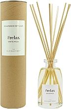 Kup Patyczki zapachowe Białe piżmo - Ambientair The Olphactory Relax White Musk