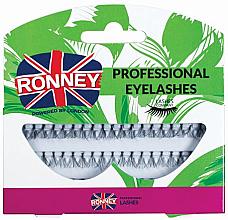 Kup Kępki sztucznych rzęs z węzełkiem - Ronney Professional Eyelashes RL 00032 Medium