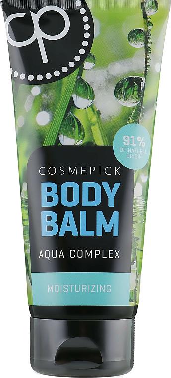 Intensywnie nawilżający balsam do ciała - Cosmepick Body Balm Aqua Complex — фото N1
