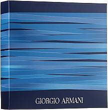 Kup PRZECENA! Giorgio Armani Acqua di Gio Absolu - Zestaw dla mężczyzn (edp 75 ml + edp 15 ml + sh/gel 75 ml) *