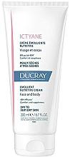 Kup Odżywczy krem zmiękczający do twarzy i ciała - Ducray Ictyane Emollient Nutritive Anti-Dryness Face & Body Cream