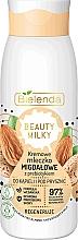 Kup Kremowe mleczko do kąpieli i pod prysznic - Bielenda Beauty Milky Regenerating Almond Shower & Bath Milk