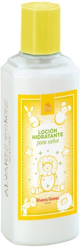 Alvarez Gomez Eau De Cologne For Children - Perfumowane mleczko do ciała — фото N1