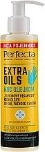 Kup Krem-olejek do rąk, skórek i paznokci, ochrona przed detergentami - Perfecta Extra Oils Hand, Nail & Cuticle Protective Cream Oil