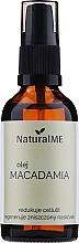 Kup Olej macadamia - NaturalME (z dozownikiem)