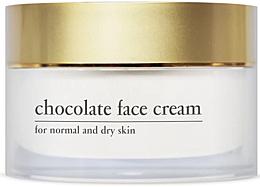Kup Energetyzujący krem czekoladowy do twarzy z ekstraktem z kakao - Yellow Rose Chocolate Face Cream