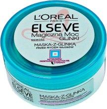 Kup Maska z glinką do włosów Magiczna moc glinki - L'Oreal Paris Elseve Extraordinary Clay Mask
