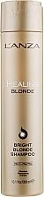 Kup Szampon do włosów blond i rozjasnianych - Lanza Healing Blonde Bright Blonde Shampoo