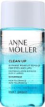 Kup Płyn do demakijażu oczu i ust - Anne Moller Waterproof Makeup Remover Eyes and Lips