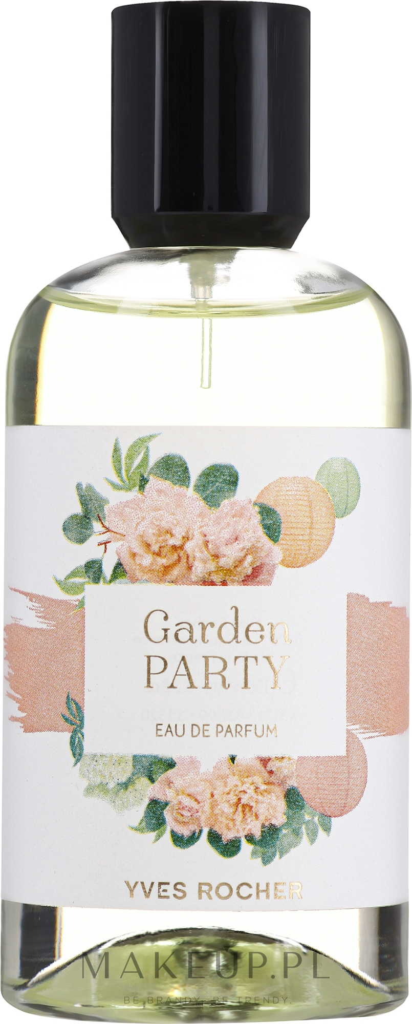 yves rocher garden party