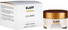 Kup Liftingująca maska do twarzy - Klapp A Classic Effect Mask