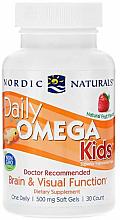 Kup Kwasy Omega w żelowych kapsułkach dla dzieci - Nordic Naturals Daily DHA