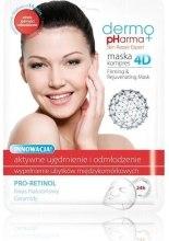 Kup Maska kompres 4D Ujędrnienie i odmłodzenie - Dermo Pharma