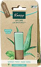 Kup Balsam do ust Aloes - Kneipp Hydro Care Lip Balm