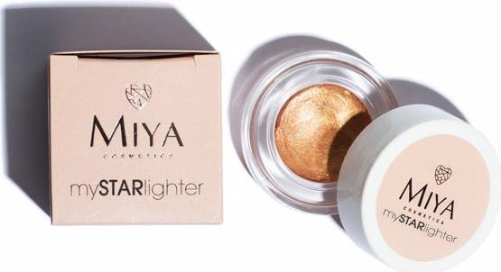 Rozświetlacz do twarzy - Miya Cosmetics mySTARlighter