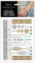 Kup Metaliczne tatuaże do ciała Ornament - Art Look