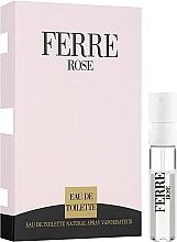 Kup Gianfranco Ferre Ferre Rose - Woda toaletowa 1.5ml (próbka)