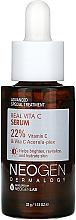 Kup Skoncentrowane serum do twarzy z witaminą C - Neogen Dermalogy Real Vita C Acerola-Plex Serum