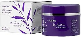 Kup Krem do ciała - Dr. Spiller Gaoxing Body Cream