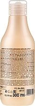 Regenerujący szampon z jedwabiem do włosów - Stapiz Sleek Line Repair — фото N2