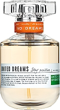 Kup Benetton United Dreams Stay Positive - Woda toaletowa