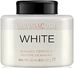 Kup Sypki puder wypiekany - Makeup Revolution Baking Powder