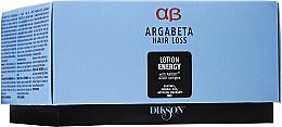 Kup Ampułki przeciw wypadaniu włosów - Dikson Argabeta Hair Loss Lotion Energy